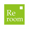 株式会社パレスホーム様<br/>「Re room」ブランドロゴ